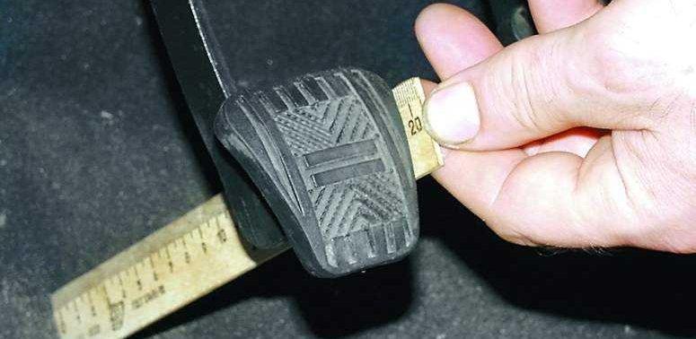 как отрегулировать сцепление на автомашине ВАЗ 2114