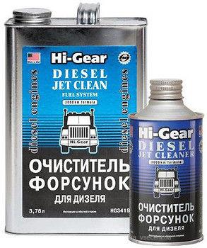 отзывы о синтетическом очистителе инжектора Хай Гир