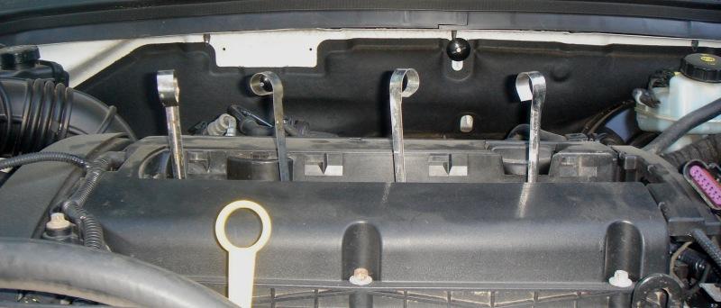 промывка замкнутого пространства двигателя димексидом с маслом