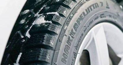 Острые когти: шины Nokian Hakkapeliitta 7 зимние шипованные и отзывы автомобилистов