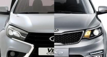 Седаны Lada Vesta и KIA Rio: какой из них дешевле в обслуживании?