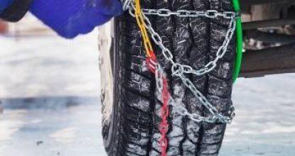 Суперконтакт или цепи на шины для зимы и другие противобуксовочные приспособления