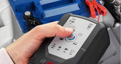 Компенсация: зарядное устройство для автомобильного аккумулятора и рейтинг портативных моделей