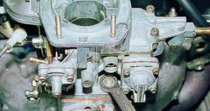 Как грамотно настроить карбюраторный узел Lada 2106?