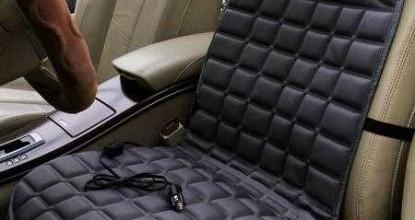 Выбираем подогрев сидений от прикуривателя и бортовой сети автомобиля