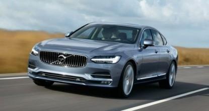 Предварительный дебют: новый Volvo S90 и его характеристики