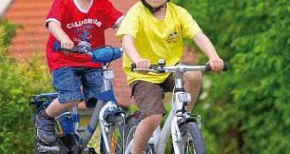Что купить: какой велосипед выбрать ребенку 7 лет для катания