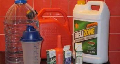 Экономим: как сделать омывайку в домашних условиях за 10 минут?