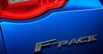 F-Pace: Ягуар кроссовер на фото и стоимость модели