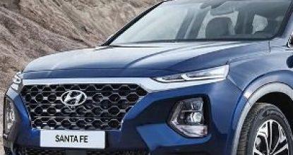Кроссовер Hyundai Santa Fe 2018 новое поколение и цена модели